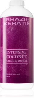 Brazil Keratin Coco balzam za poškodovane lase