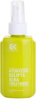 Brazil Keratin Ayurvedic Eclipta Återvitaliserande serum För stärkandet av hårrötterna och stödjandet av hårtillväxt