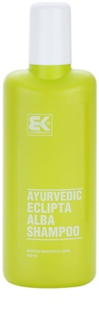Brazil Keratin Ayurvedic Eclipta shampoo naturale alle erbe senza solfati e parabeni