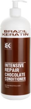 Brazil Keratin Chocolate acondicionador para cabello maltratado o dañado