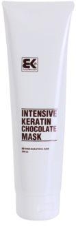 Brazil Keratin Chocolate mascarilla para cabello maltratado o dañado