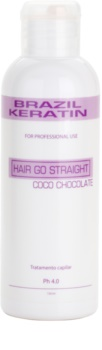Brazil Keratin Coco tratamento especial para alisamento e renovação de cabelo danificado