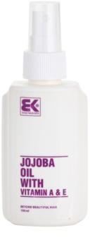 Brazil Keratin Jojoba huile au jojoba aux vitamines A et E