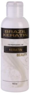 Brazil Keratin Beauty Keratin regeneráló kúra a károsult hajra