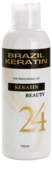Brazil Keratin Beauty Keratin soin traitant spécial pour lisser et régénérer les cheveux abîmés