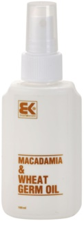 Brazil Keratin Macadamia & Wheat Germ Oil олио  за коса и тяло