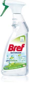 Bref Bathroom ProNature Reinigungsspray für das Bad