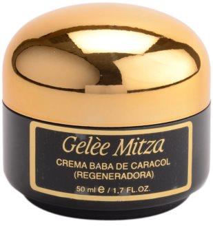 Brische Gelee Mitza crema regeneradora con extracto de baba de caracol