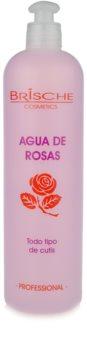 Brische Rose tónico facial para todos os tipos de pele inclusive sensível