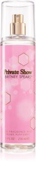 Britney Spears Private Show parfümözött spray a testre hölgyeknek