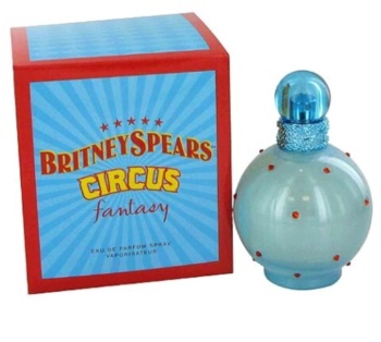 Britney Spears Circus Fantasy Eau de Parfum Naisille
