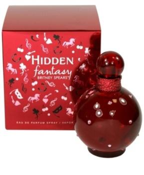 Britney Spears Hidden Fantasy Eau de Parfum voor Vrouwen