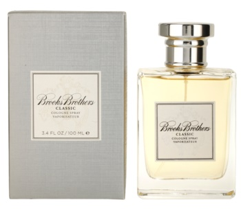 Brooks Brothers Classic Eau de Cologne para homens 100 ml