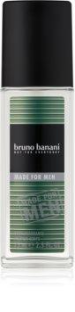 Bruno Banani Made for Men deodorant s rozprašovačom pre mužov