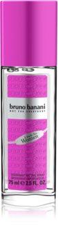 Bruno Banani Made for Women deodorant s rozprašovačom pre ženy