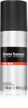 Bruno Banani Pure Man Deodorant Spray for Men