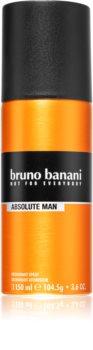 Bruno Banani Absolute Man deodorante spray per uomo