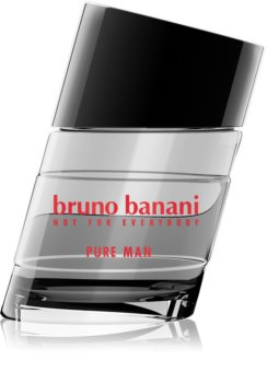 Bruno Banani Pure Man Eau de Toilette voor Mannen