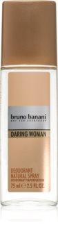 Bruno Banani Daring Woman deodorant s rozprašovačem pro ženy