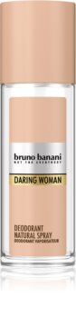 Bruno Banani Daring Woman deodorant s rozprašovačom pre ženy