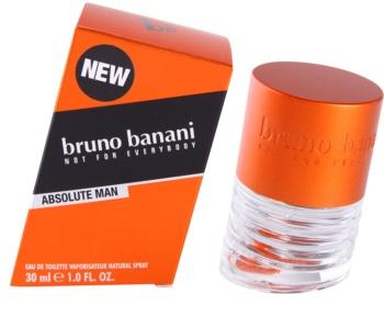 Bruno Banani Absolute Man Eau de Toilette für Herren