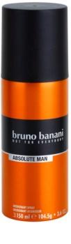 Bruno Banani Absolute Man deodorant spray para homens