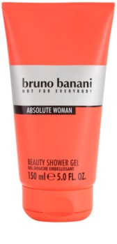 Bruno Banani Absolute Woman gel de duche para mulheres 150 ml