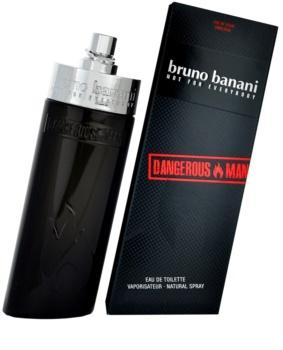 Bruno Banani Dangerous Man Eau de Toilette für Herren
