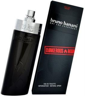 Bruno Banani Dangerous Man toaletná voda pre mužov