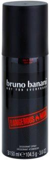 Bruno Banani Dangerous Man déodorant en spray pour homme