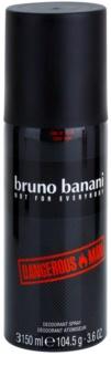 Bruno Banani Dangerous Man deodorant ve spreji pro muže