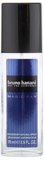 Bruno Banani Magic Man desodorante con pulverizador para hombre 75 ml