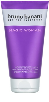 Bruno Banani Magic Woman leite corporal para mulheres 150 ml