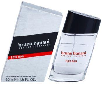 Bruno Banani Pure Man Eau de Toilette für Herren