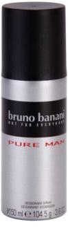 Bruno Banani Pure Man déo-spray pour homme
