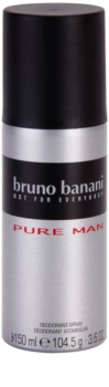 Bruno Banani Pure Man deodorant spray para homens