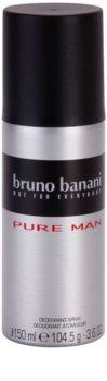 Bruno Banani Pure Man deospray pre mužov