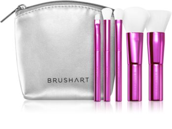 BrushArt MINI set de pensule cu geantă