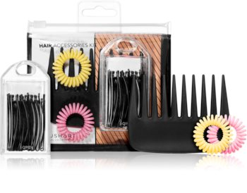 BrushArt Cartoon Collection hair accessories kit