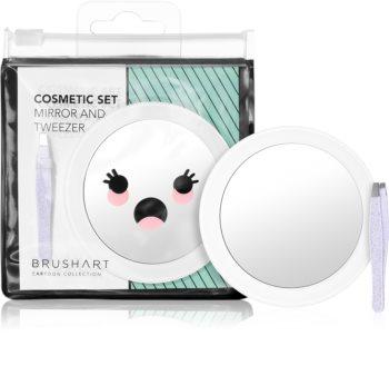 BrushArt Cartoon Collection Cosmetic Set