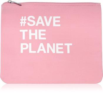BrushArt Save The Planet kosmetiktasche