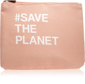 BrushArt Save The Planet cosmetica tas