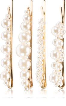 BrushArt Hair Pearl agrafe de par