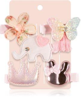 BrushArt KIDS Elephant Hiusneulat