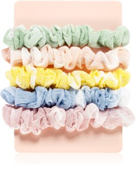 BrushArt Hair Band gumičky do vlasů 5 ks