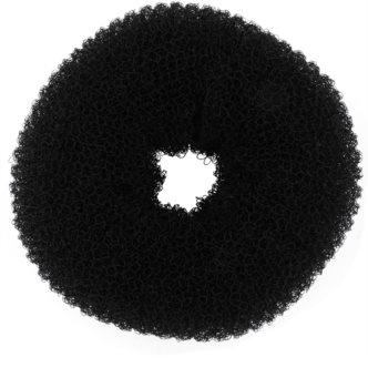 BrushArt Hair Hair Donut fekete kontyfánk
