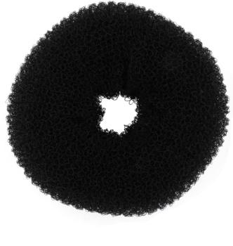 BrushArt Hair Hair Donut бублик для пучка черная