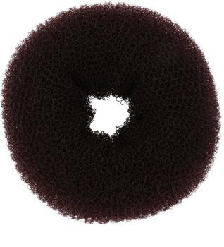 BrushArt Hair Donut donut pour chignon marron