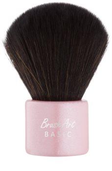 BrushArt Basic Pink kist za puder Kabuki