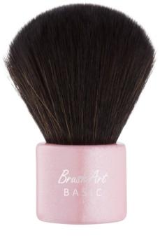 BrushArt Basic Pink pędzel do makijażu Kabuki